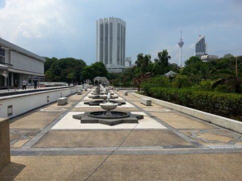 National Mosque in Kuala Lumpur