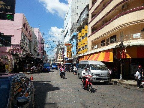 Hat Yai is less than 60 km from Padang Besar