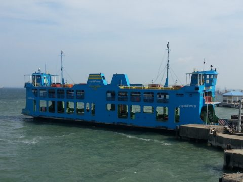 Ferry to Butterworth