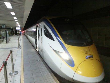 ETS Gold Train