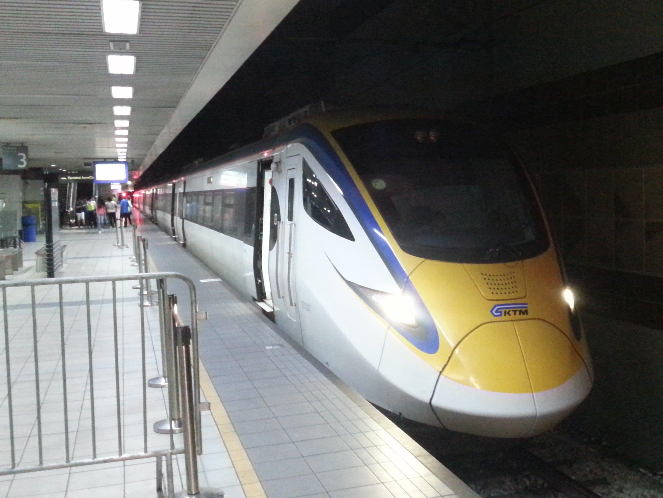 Buy Malaysia Train Tickets
