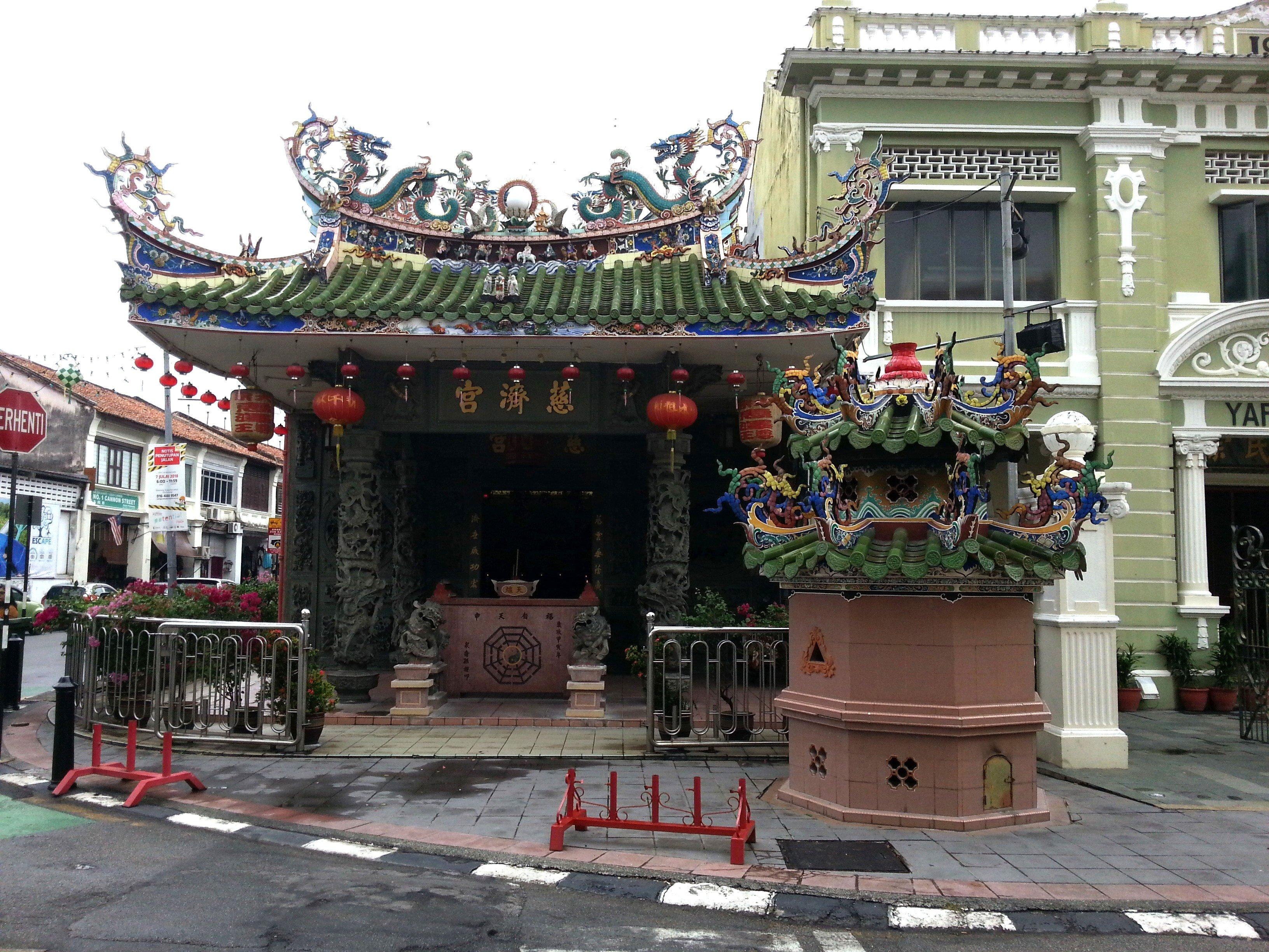 Armenia Street in George Town, Penang