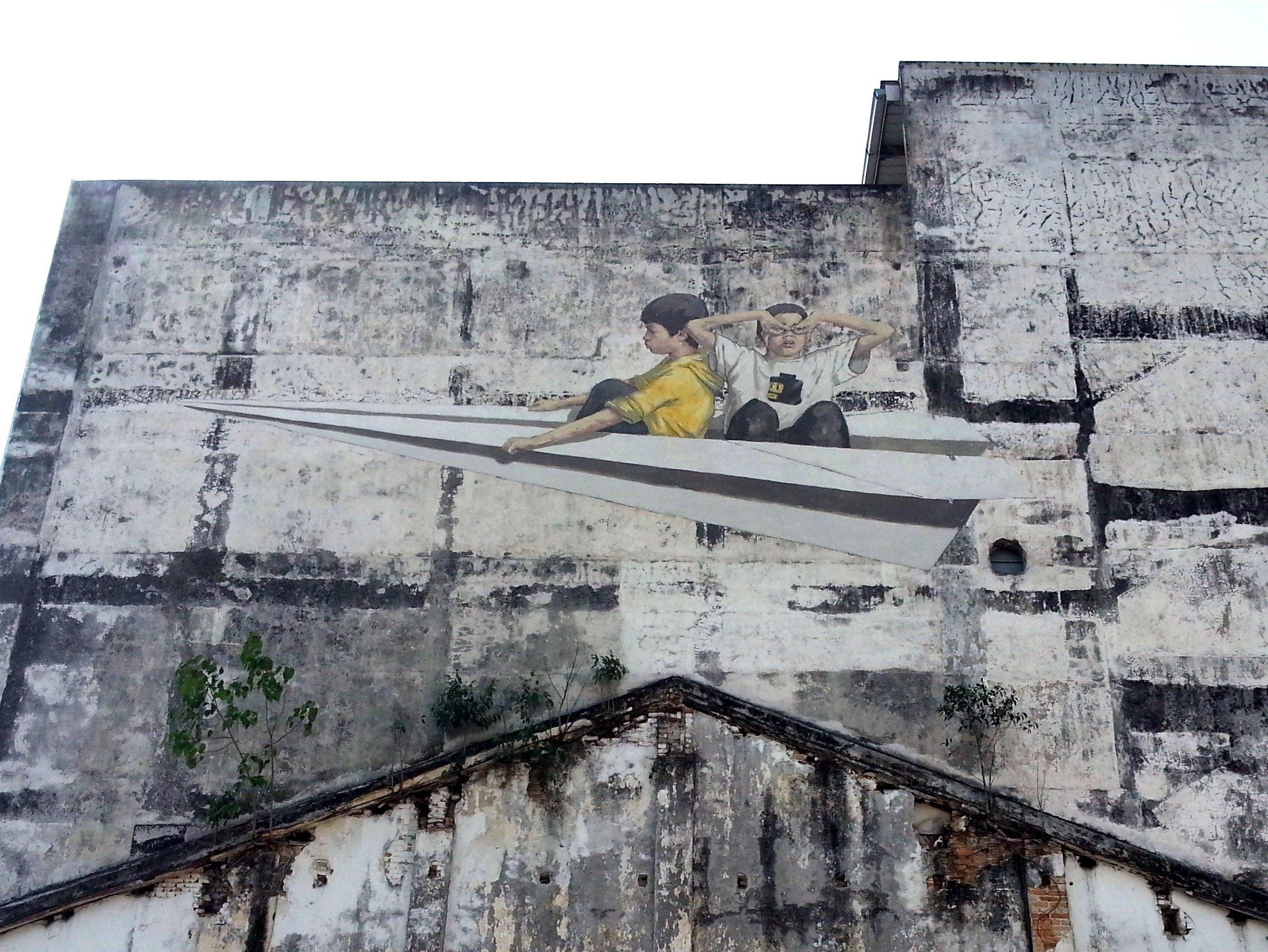 Street Art in Ipoh