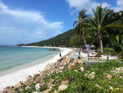 Koh Phangan in Surat Thani Province