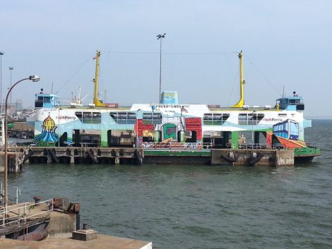 Butterworth to Penang Island Ferry