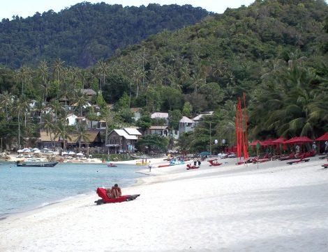Thong Nai Pan in Koh Phangan