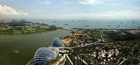 Johor Bahru is near Singapore