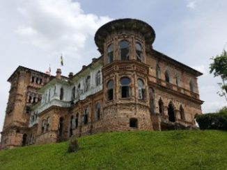 Kellie's Castle near Batu Gajah