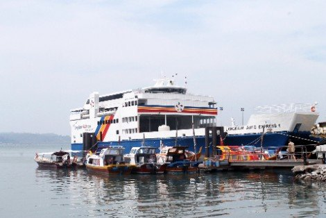 Ferry services to Langkawi depart near to Alor Setar
