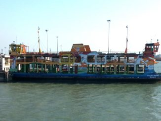 Ferry from Butterworth to Penang Island